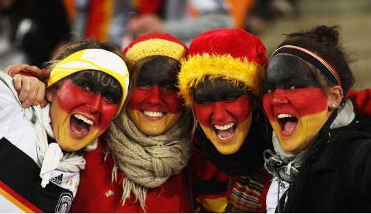 Народы в Германии