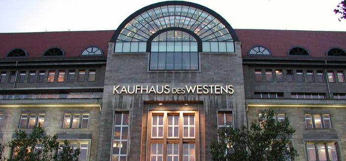 KaDeWe в Германии