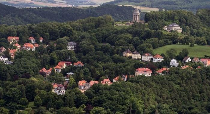 Зальфельд в Германии