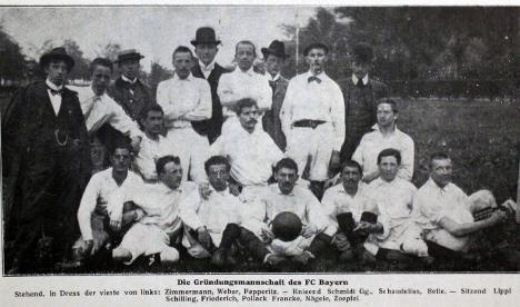 История клуба Бавария