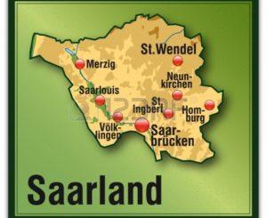 Саар — Saarland
