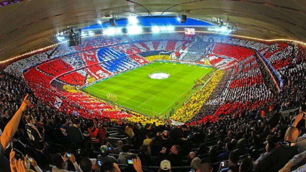 Альянц Арена в Германии