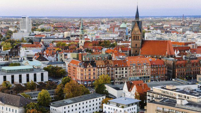 Ганновер город Германии