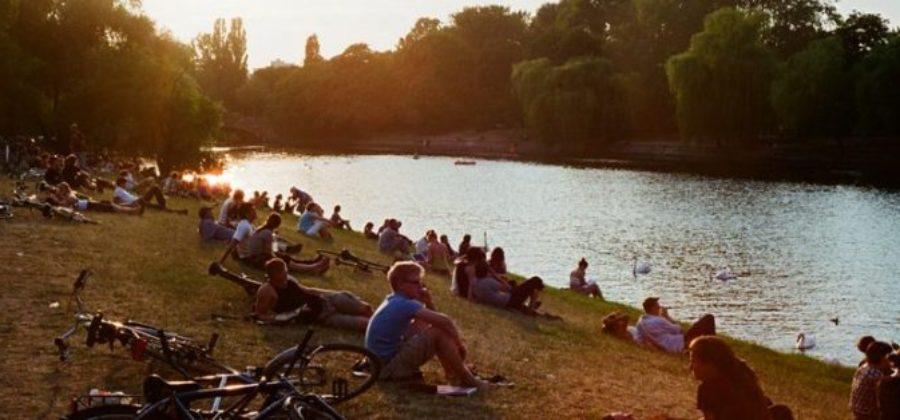 Халявные места в Берлине