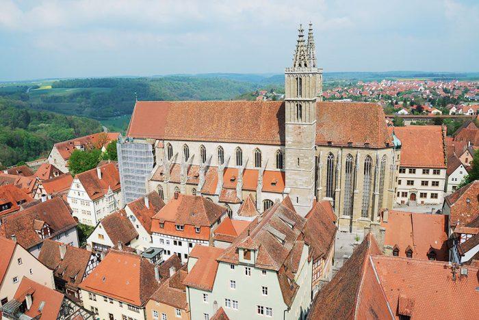 Церковь Святого Иакова в Германии