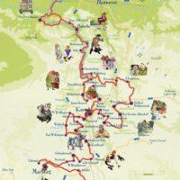Путешествие в мир сказок братьев Гримм