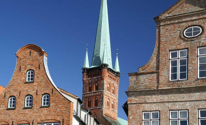 церковь Святого Перта Любек