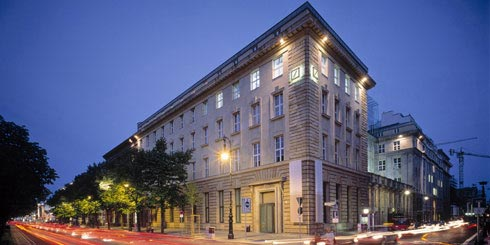 музей Гугенхайма в Берлине