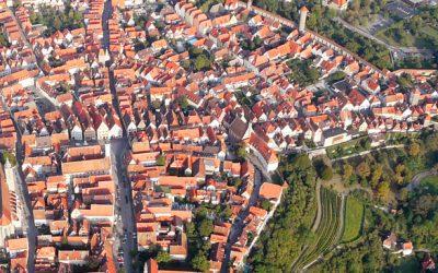 Ротенбург-на-Таубере город Германии