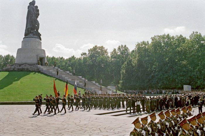 Трептов парк история