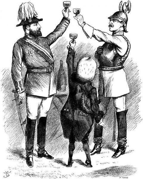 тройственный союз Германии