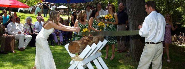 свадебные традиции в Германии