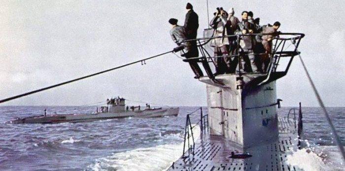 Кригсмарине субмарины