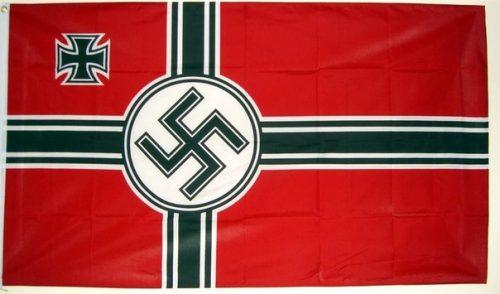 Кригсмарине флаг