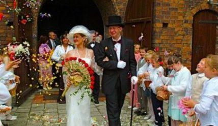 Традиции немецкой свадьбы