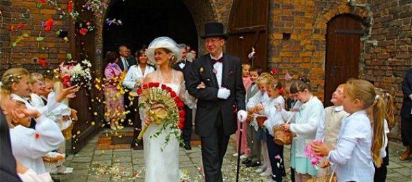 традиции свадьбы в Германии