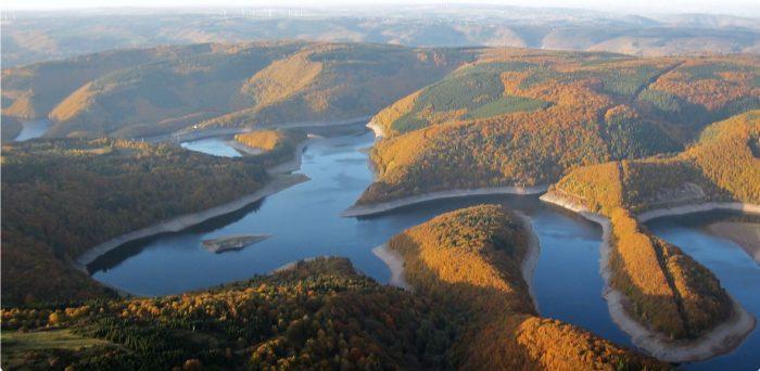 национальный парк Айфель