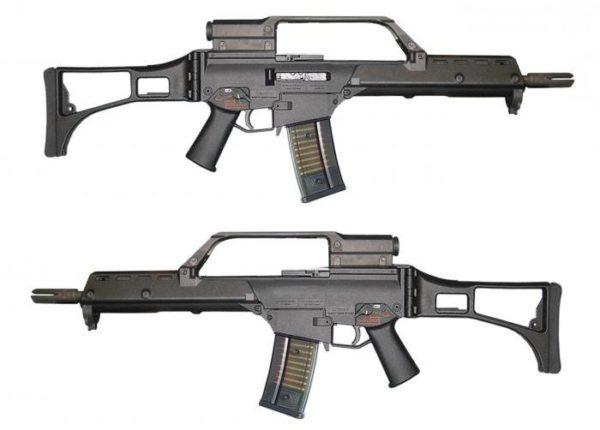 немецкая винтовка HK G36