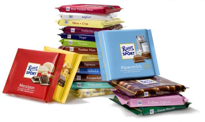 Шоколад в Германии