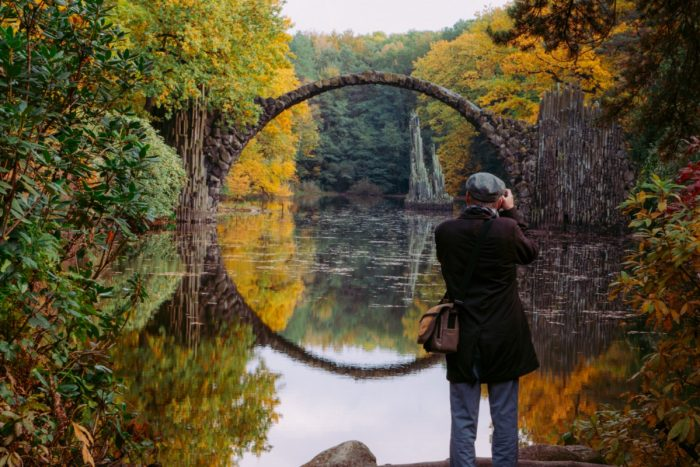 Ракотцбрюке мост в Германии