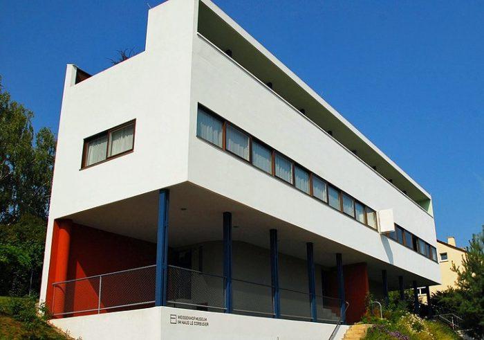 Дома в Вейсенгоф в Штутгарте