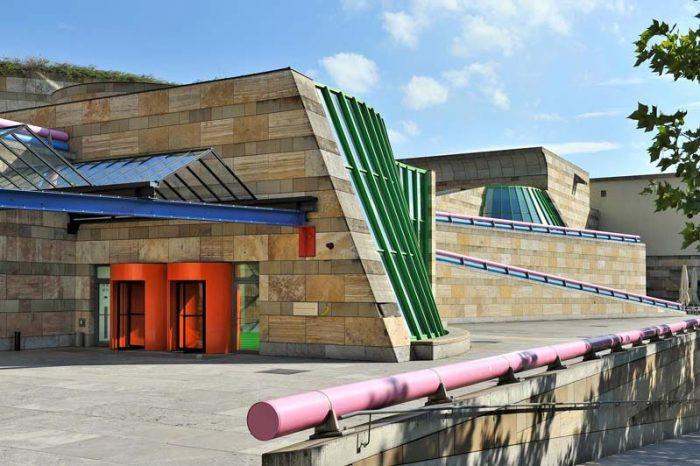 Государственная галерея в Штутгарте