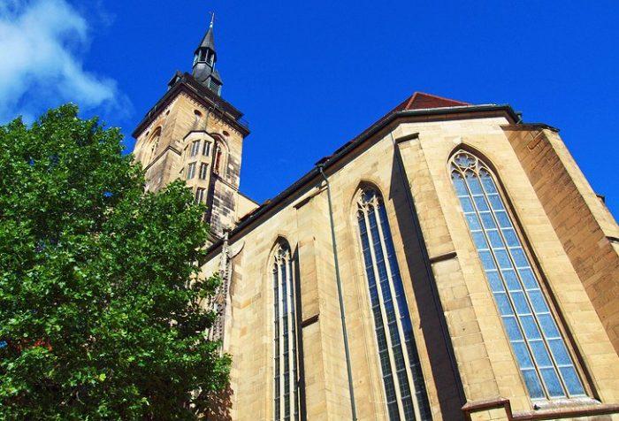 Stiftskirche в Штутгарте
