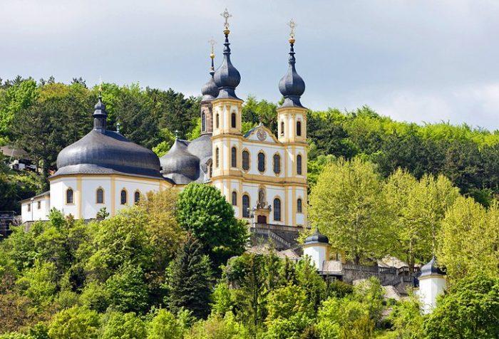 Паломническая капелла в Германии