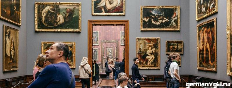 Дрезденская галерея 3
