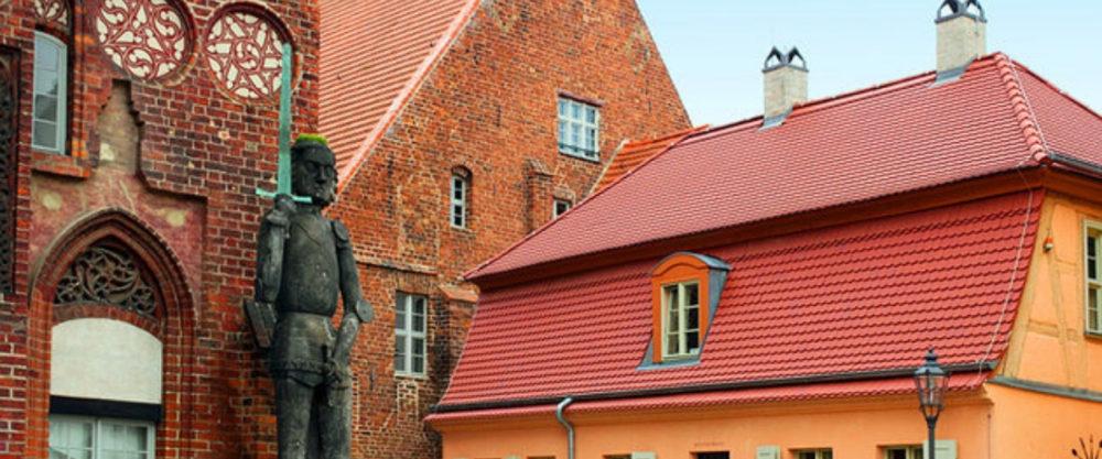 Ратуша Бранденбурга в германии