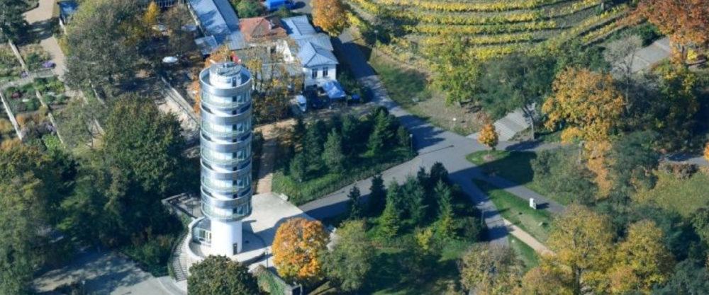 Смотровая башня на Мариенберга в Германии
