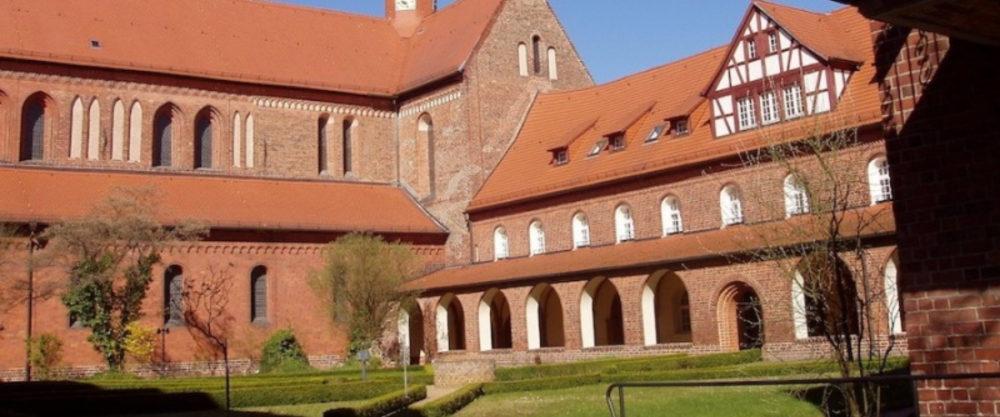 Цистерцианское аббатство в Германии