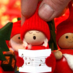 Немецкие песни на рождество