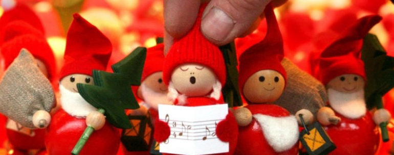 Песни на рождество в германии