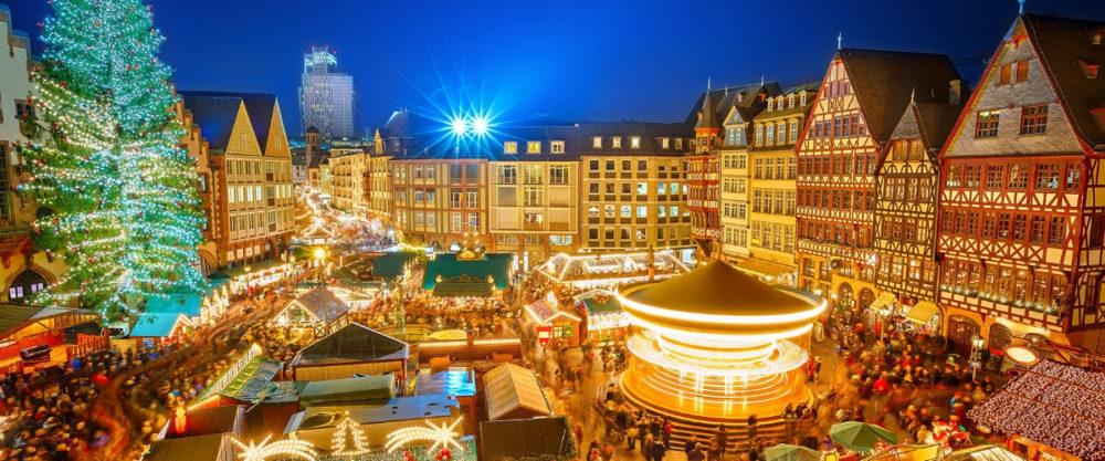 Зимние праздники в Германии