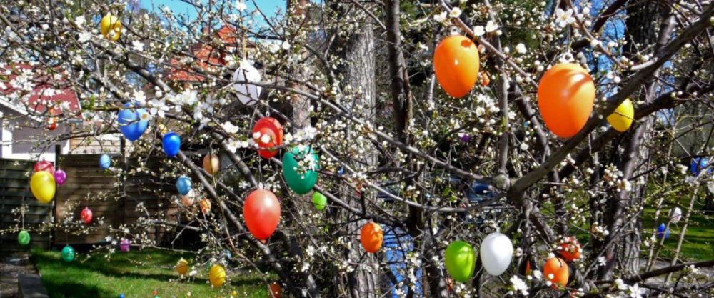 Весенние праздники в Германии