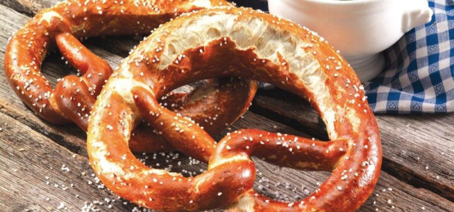 Что такое брецель и с чем его едят