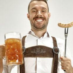 Особенности похода в гости к немцу