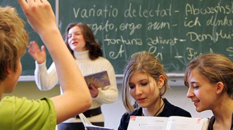 Особенности учебы в немецкой гимназии