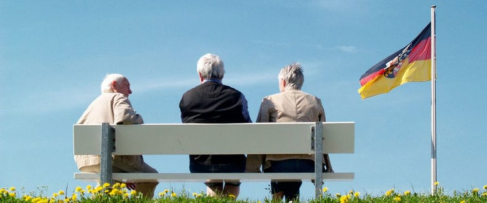 Как живут немецкие пенсионеры 1