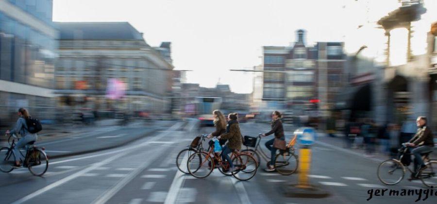 Правила движения для велосипедистов