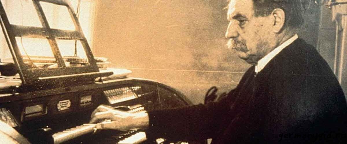 Альберт Швейцер музыкант