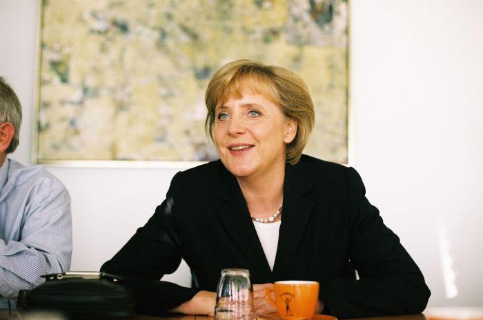 ангела меркель сколько лет