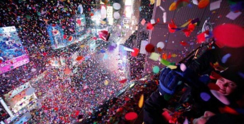 Как немцы отмечают Новый год