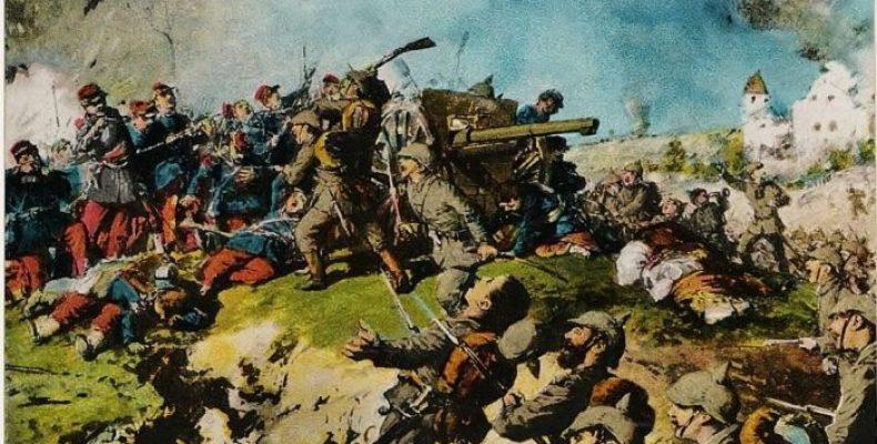 Германия в период Первой мировой войны