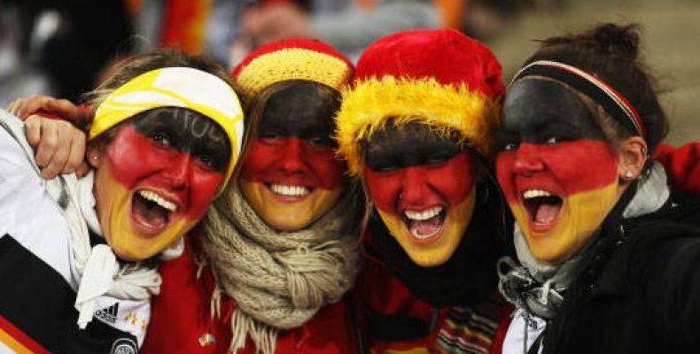 Народы Германии