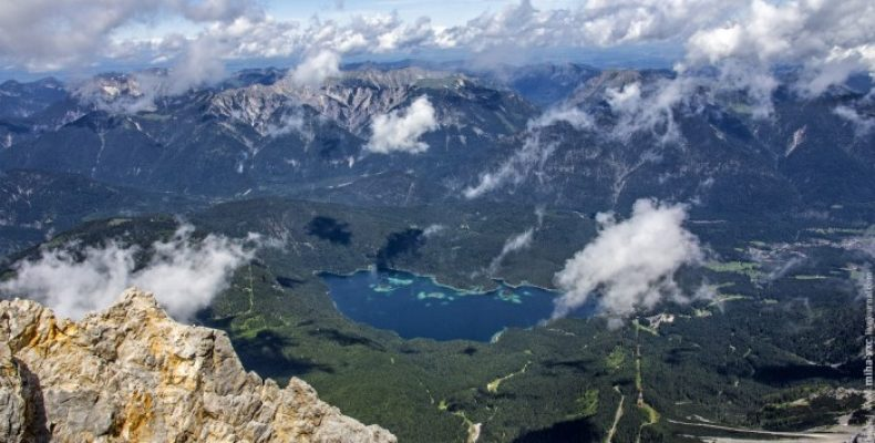 Цугшпитце — самая высокая гора