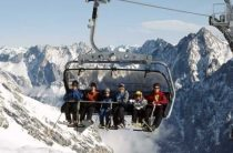 ТОП-3 горнолыжных курортов Германии