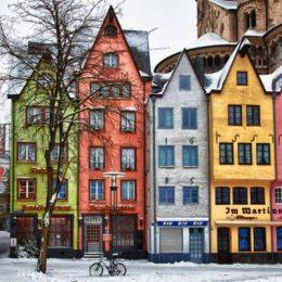 Приобретение доходного дома в Германии