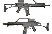 История винтовки HK G36